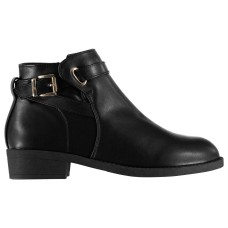 Miso Buckle Ladies Boots