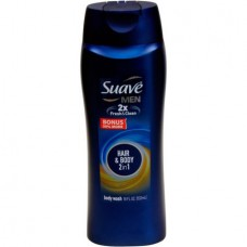 Sauve For Men Hair & Body 2 in 1 Shampoo & Body Wash, 18 oz