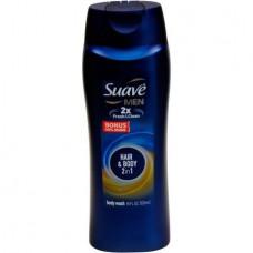 Sauve For Men Hair & Body 2 in 1 Shampoo & Body Wash, 18 oz