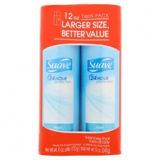 Suave Fresh Anti-Perspirant Deodorant, 6 oz, Twin Pack