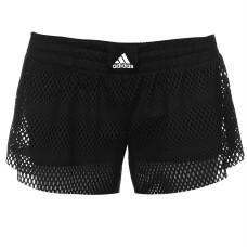 adidas 2 in 1 Mesh Shorts Ladies