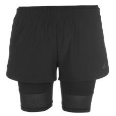 adidas 2 in 1 Shorts Ladies