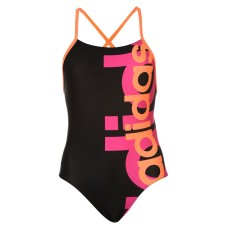adidas Logo Swimsuit Ladies