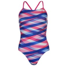 adidas OCC Printed Swim Suit Ladies