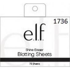 e.l.f. Shine Eraser Oil Blotting Sheets, 50 count